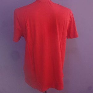 Gucci Red Short Sleeve T-Shirt